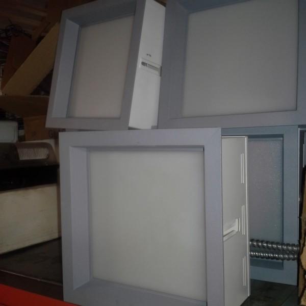 Fixtures pour plafond suspendu surplus d p t for Accessoire plafond suspendu