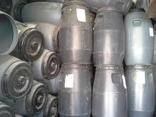barils gris