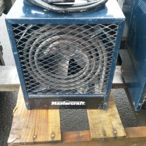 chaufferette n4800 watt   220 volts Master Crasft  40.00 ch.