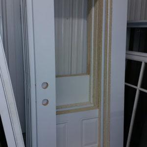 portes variées