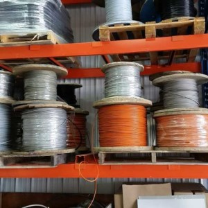 cable recouvert lot