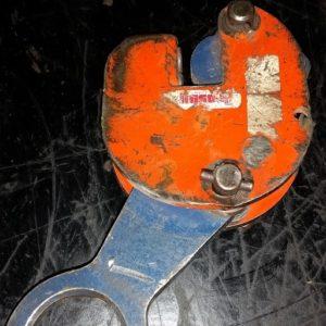 clamp pour plaques