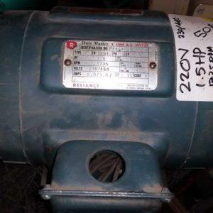moteur 220 50