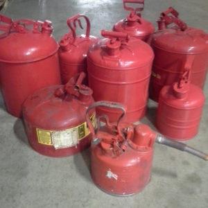 réservoirs rouge lot