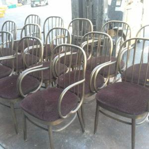 chaises bourgogne