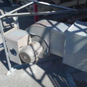 fan d'évacustion 0.5HP 110 200