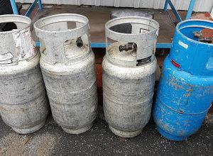 bombonne propane